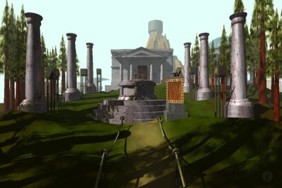Screenshot Myst