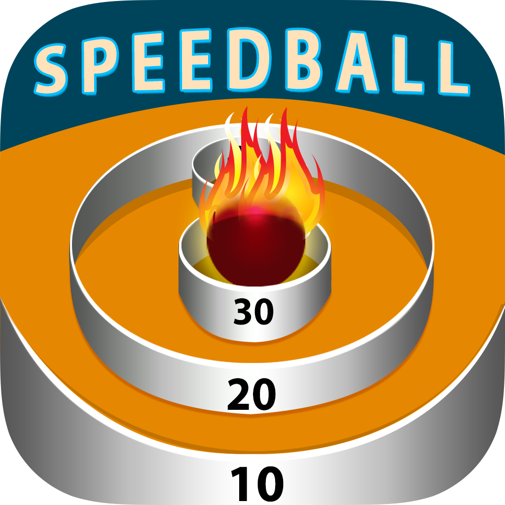 Arcade Speedball Saga - Best Skee ball multiplayer game to play with friends and family!